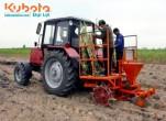 Trình diễn các loại máy phục vụ trồng mía