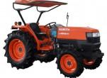 Cải tạo đất trồng lúa với máy kéo Kubota