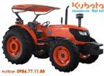 Cơ giới hóa sản xuất nông nghiệp cùng máy kéo Kubota