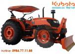 Nông dân đầu tư mạnh mua máy móc Kubota vào phục vụ sản xuất