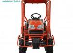 Xe máy cày Kubota trong sản xuất nông nghiệp