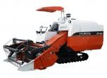 Sử dụng máy gặt đập Kubota có làm thất thoát lúa?