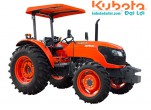 Dòng máy cày Kubota M704K được bán trên thị trường