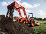 Kubota MX5800 Tractor có gì mới
