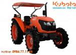 Loại máy kéo Kubota M6040SU trong nông nghiệp