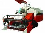Máy gặt lúa được sản xuất từ hãng Kubota