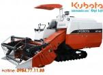 Đặc điểm nổi bật của dòng máy gặt đập Kubota cỡ lớn