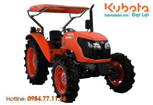 Sự khác biệt chủ yếu giữa máy cày Kubota nhập khẩu và nội địa