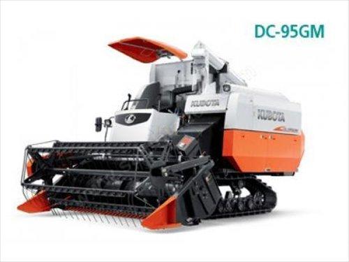 Chức năng của máy gặt đập liên hợp